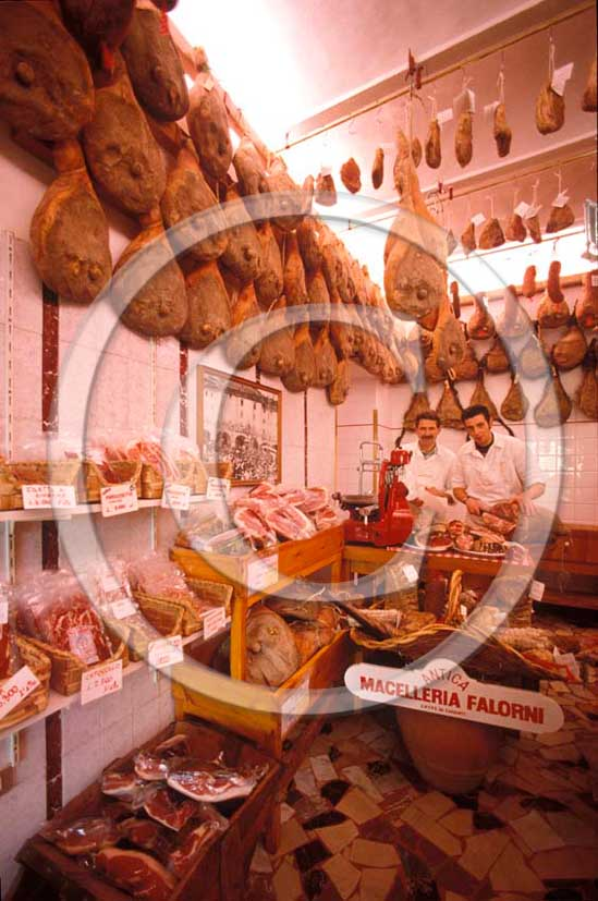1988 - Traditional delicatessen shop